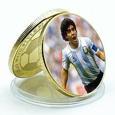 Buy United States Maradona uncirc. golden coin #6