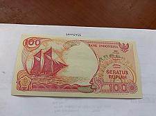 Buy Indonesia 100 rupiah uncirc. banknote 1992