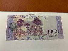 Buy Venezuela 1000 bolivares uncirc. banknote 2017