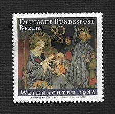 Buy German Berlin MNH #9NB242 Catalog Value $.80