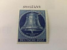 Buy Germany Berlin Bell of Liberty 30p mnh 1953 stamps