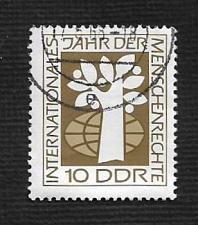 Buy Germany DDR Used Scott #1010 Catalog Value $.25