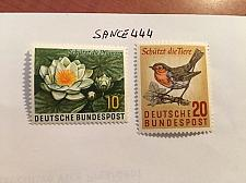 Buy Germany Nature protection mnh 1957 stamps