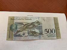 Buy Venezuela 500 bolivares uncirc. banknotes 2017