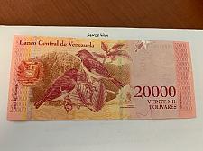 Buy Venezuela 20.000 bolivares uncirc. banknote 2017