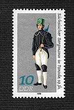 Buy German DDR Hinged Scott #1906 Catalog Value $.25