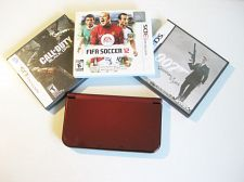 Buy Red Nintendo New 3ds xl w Call of Duty Black Ops & More!!!