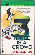 Buy Three Is a Crowd by D. B. Borton 1994 Paperback Book - Very Good