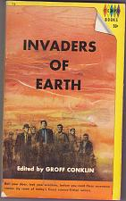 Buy Invaders Of Earth by Groff Conklin 1964 Paperback Book - Good