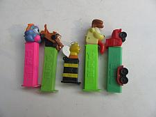 Buy 5 Pez Candy toys.