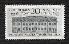Buy German DDR MNH Scott #966 Catalog Value $.25