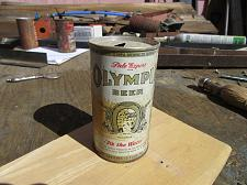 Buy Olympia Beer Can.