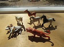 Buy Bag of animals figures.