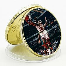Buy United States Michael Jordan uncirc. golden coin #4