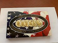 Buy United States State Quarter Collection Gold Edition 2009