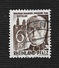 Buy German Used Scott #6N17 Catalog Value $.30