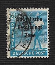 Buy Germany Used Scott #10N8 Catalog Value $.30