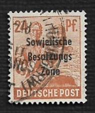 Buy Germany Used Scott #10N9 Catalog Value $.25