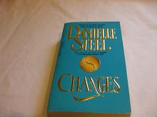 Buy Danielle Steel Changes 1983 Paperback Book 436 Pages