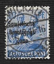 Buy Germany Used Scott #10N13 Catalog Value $.65