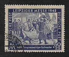 Buy Germany Used Scott #10NB2 Catalog Value $.55