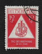 Buy Germany Used Scott #10NB3 Catalog Value $.85
