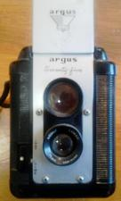 Buy ARGUS 75 Argoflex Camera - RARE GEM! -Vintage Photagraphy Equipment- Nice Find!