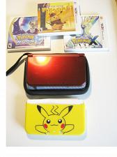 Buy Red Nintendo New 3ds XL w Detective Pikachu & More!