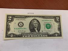 Buy United States Jefferson $2 uncirc. banknote 2017 #1