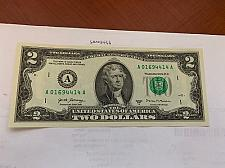 Buy United States Jefferson $2 uncirc. banknote 2017 #3