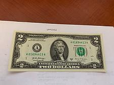 Buy United States Jefferson $2 uncirc. banknote 2017 #4