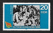 Buy German DDR MNH Scott #2261 Catalog Value $.25