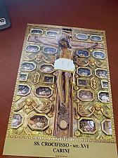 Buy SS Crocifisso di Carini sec. XVI religious poster