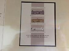 Buy German Buildings s/s mnh 1986 stamps