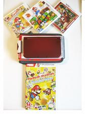 Buy Red Nintendo New 3ds XL w Paper Mario & More!
