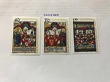 Buy Liechtenstein Arms in national museum 1979 mnh stamps