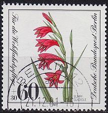 Buy GERMANY BERLIN [1981] MiNr 0652 ( O/used ) Blumen