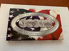 Buy United States Quarter Collection (MO WA ID WY UT ) Philadelphia Mint Edit coin 2007