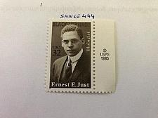 Buy USA United States Ernest Just mnh 1996 stamps