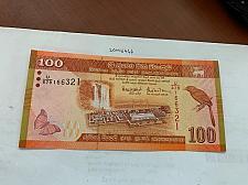 Buy Sri Lanka 100 rupee uncirc. banknote 2017