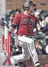Buy Kole Calhoun #U-247 - Diamond Backs 2020 Topps Baseball Trading Card