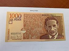 Buy Colombia 1000 pesos uncirc. banknote 2016
