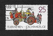 Buy German DDR Used Scott #2614 Catalog Value $.25
