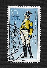 Buy German DDR Used Scott #2520 Catalog Value $.25