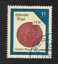 Buy German DDR Used Scott #2665 Catalog Value $.30