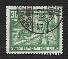Buy German DDR Used Scott #B24 Catalog Value $.65