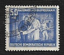Buy German DDR Used Scott #B25 Catalog Value $1.25
