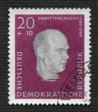 Buy German DDR Used Scott #B33 Catalog Value $.25