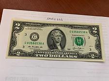 Buy United States Jefferson $2 crispy banknote 2013 #18