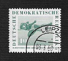 Buy German DDR Used Scott #B45 Catalog Value $.25